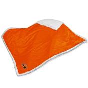 Logo Chair LCC-193-24 Oklahoma State Cowboys NCAA Soft Plush Sherpa Throw Blanket - 130cm x 150cm