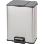 Better Homes and Gardens 40.1l Rectangle Trash Can