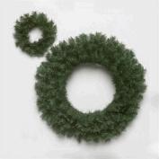 Vickerman A802824 60cm . Canadian Pine Wreath 240 Tips