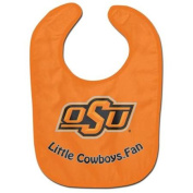 Oklahoma State Cowboys Official NCAA Baby Bib All Pro Style by Wincraft