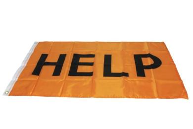 Help Flag