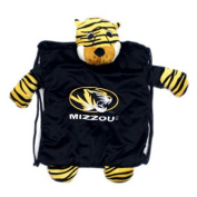 Forever Collectibles CSY-8686732828 Missouri Tigers NCAA Plush Mascot Backpack Pal
