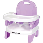 Baby Trend Portable High Chair/Booster Seat, Lavender