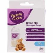Parent's Choice Breast Milk Storage Bags