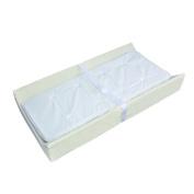 Serta 02343 Perfect Sleeper Changing Pad Comfort Topper - White