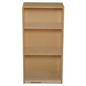 Childcraft 3-Shelves Durable Mini Storage Shelf Unit
