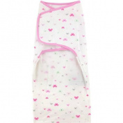 Child of Mine by Carter's Little Birds and Friends Simply Secure Swaddle Blanket
