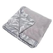 Scene Weaver 82084 Delight Grey Baby Blanket