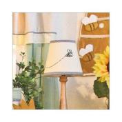 Brandee Danielle 20cm Bee My Baby Empire Lamp Shade