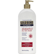 Gold Bond Ultimate Diabetics' Dry Skin Relief Hydrating Lotion, 530ml
