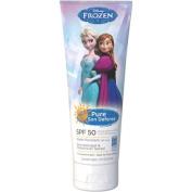 Pure Sun Defence Disney Frozen Sunscreen Lotion, SPF 50, 240ml
