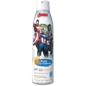 Pure Sun Defence Marvel Avengers Sunscreen Spray, SPF 50, 180ml