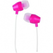 Audiovox HP159PK Noise-Isolating In-Ear Earbuds 10mm Neodymium Drivers