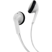 Ecko Unlimited EKU-DME-WHT Dome Earbuds with Microphone, White