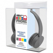 Hamilton Electronics Kidz Phonz Stereo Headphone with In-Line Microphone