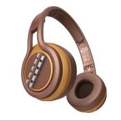 SMS Audio STREET by 50 Chewbacca Second Edition Star Wars On Ear Headphones