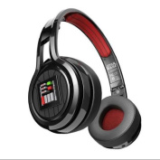 SMS Audio STREET by 50 Darth Vader Second Edition Star Wars On Ear Headphones