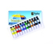Yarka Non-Toxic Watercolour Paint Set - 7.5 Ml.Set 12