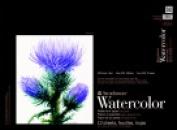 Strathmore 400 Series Spiral Binding Acid-Free Cold Press Watercolour Pad - 46cm x 60cm . - 12 Sheets