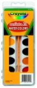 . Artista II Non-Toxic Semi-Moist Watercolour Paint Set - Plastic Oval Pan Set 16