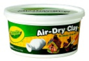 . Air-Dry Easy-To-Use Durable Non-Toxic Self-Hardening Modelling Clay - White