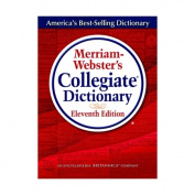 Merriam Websters Collegiate Dictionary 11Th Ed Indexed W/Cd