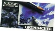 Grumbacher A232 Academy Watercolours - Viridian