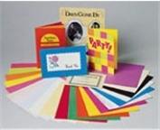 Pacon 1169 Array Card Stock - Vibrant Assortment 5 Colours