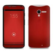 DecalGirl MOTX-REDBURST Motorola Moto X Skin - Red Burst