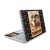 DecalGirl HC11-BOWLIES HP Chromebook 11 Skin - Chair of Bowlies