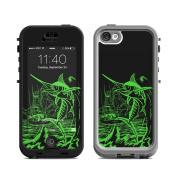 DecalGirl LN5C-TAILWALKER Lifeproof iPhone 5C Nuud Case Skin - Tailwalker