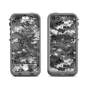 DecalGirl LN5S-DIGIUCAMO LifeProof iPhone 5S Nuud Case Skin - Digital Urban Camo