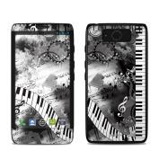 DecalGirl MDMU-PIANOP Motorola Droid Ultra Skin - Piano Pizazz