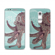 DecalGirl LGG2-OCTOBLOOM LG G2 Skin - Octopus Bloom