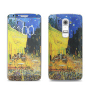 DecalGirl LGG2-VG-CAFETERRACE-NIGHT LG G2 Skin - Cafe Terrace At Night