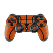 DecalGirl PS4C-BSKTBALL Sony PS4 Controller Skin - Basketball