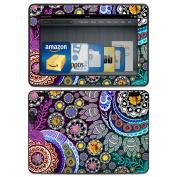 DecalGirl AKX7-MEHNDIG Amazon Kindle HDX Skin - Mehndi Garden