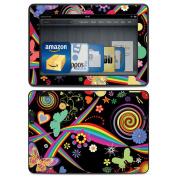 DecalGirl AKX7-WLAND Amazon Kindle HDX Skin - Wonderland