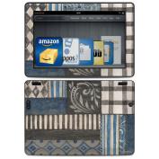 DecalGirl AKX8-CCHIC-BLU Amazon Kindle HDX 8.9 Skin - Country Chic Blue