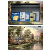 DecalGirl AKX8-HLAKE Amazon Kindle HDX 8.9 Skin - Hometown Lake