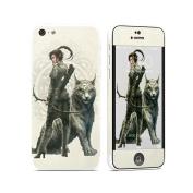 DecalGirl AIP5C-ELFGIRL Apple iPhone 5C Skin - Half Elf Girl