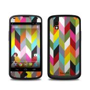 DecalGirl LGN4-ZIGGYCON LG Nexus 4 Skin - Ziggy Condensed