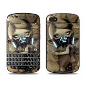 DecalGirl BQ10-SCAV BlackBerry Q10 Skin - Scavengers