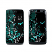 DecalGirl MAHD-tranquilly-BLU Motorola Atrix HD Skin - Aqua Tranquilly
