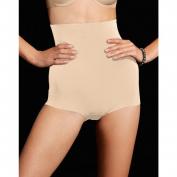 Paris Nude Maidenform Sleek Smoothers Hi-Waist Boyshort - Size XL