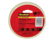 3m 3436 3m 3436 .190cm . X 180 ft. Tan Scotch Home & Office Masking Tape