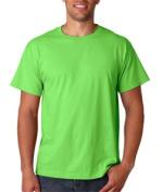 FOL 3930 Adult Heavy Cotton T-Shirt Kiwi Large