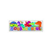 Trend Enterprises Inc. T-12115 Bookasaurus Dino-Mite Pals Bookmark