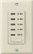 Intermatic Inc 610207 Auto-Off Timer 10-60 Minute With Hld Almond