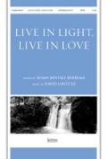 Alfred 00-9209239 Live In Light Live In Love -Jc Book